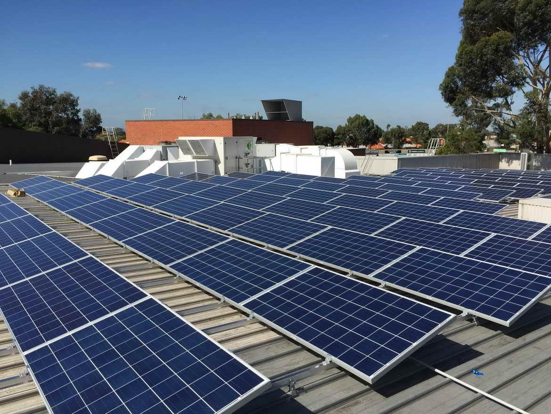 Commercial Solar Power For Business Ecotech Energy Australia
