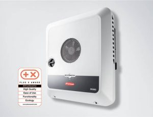 Fronius inverter impresses