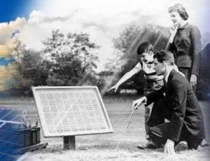 A Quick History of Solar Panels