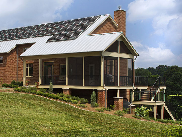 off grid home solar